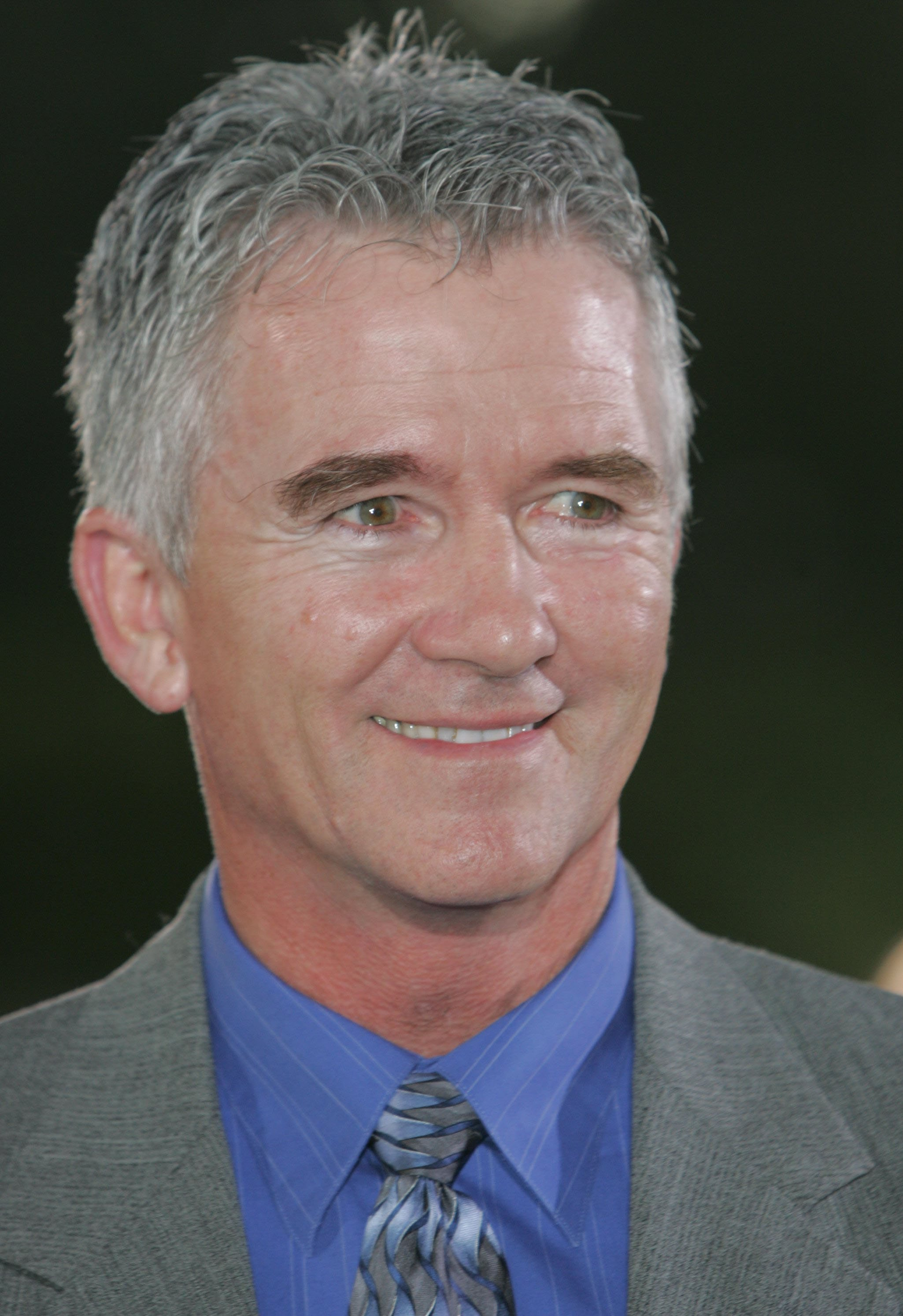 Patrick Duffy at the Celtic Manor Resort on August 27, 2005. | Photo: GettyImages