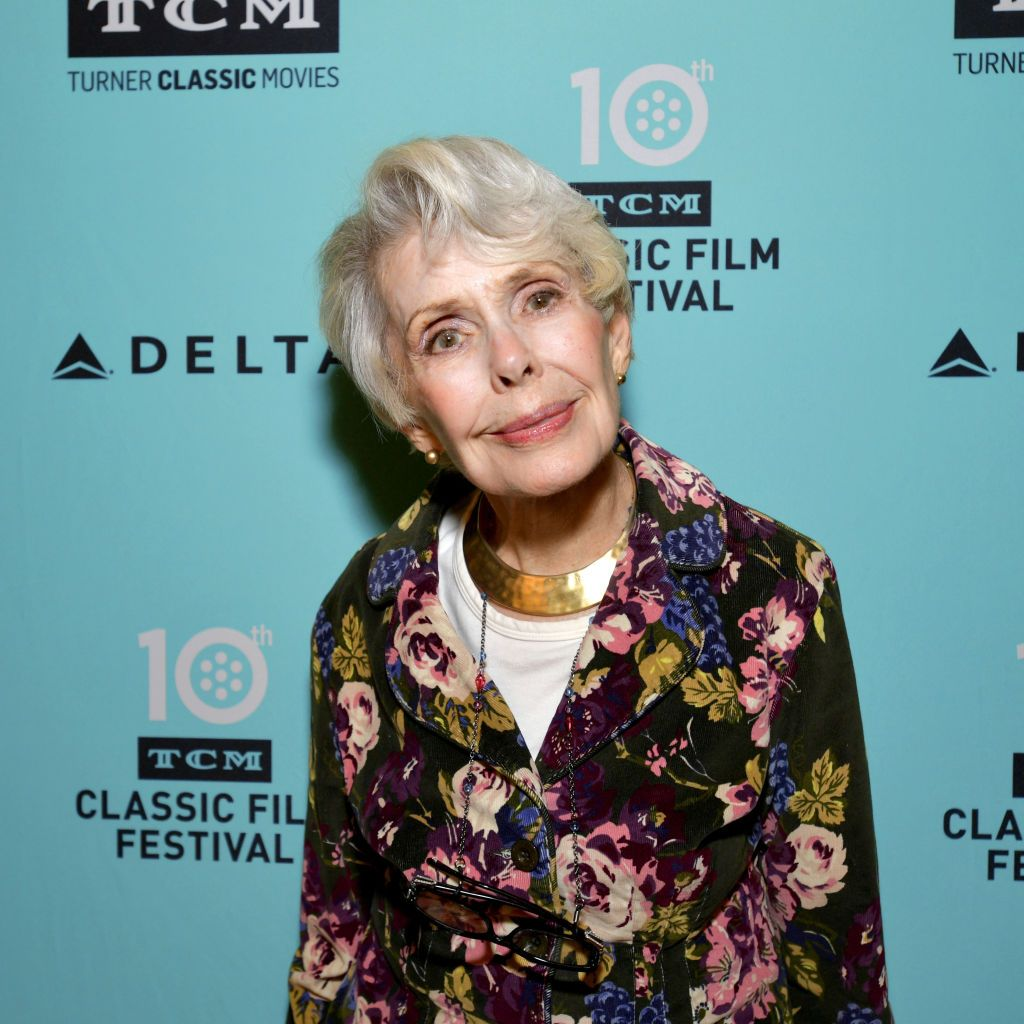 """Barbara Rush at the screening of """"Magnificent Obsession"""" at the TCM 10th Annual Classic Film Festival on April 14, 2019, in Hollywood, California 