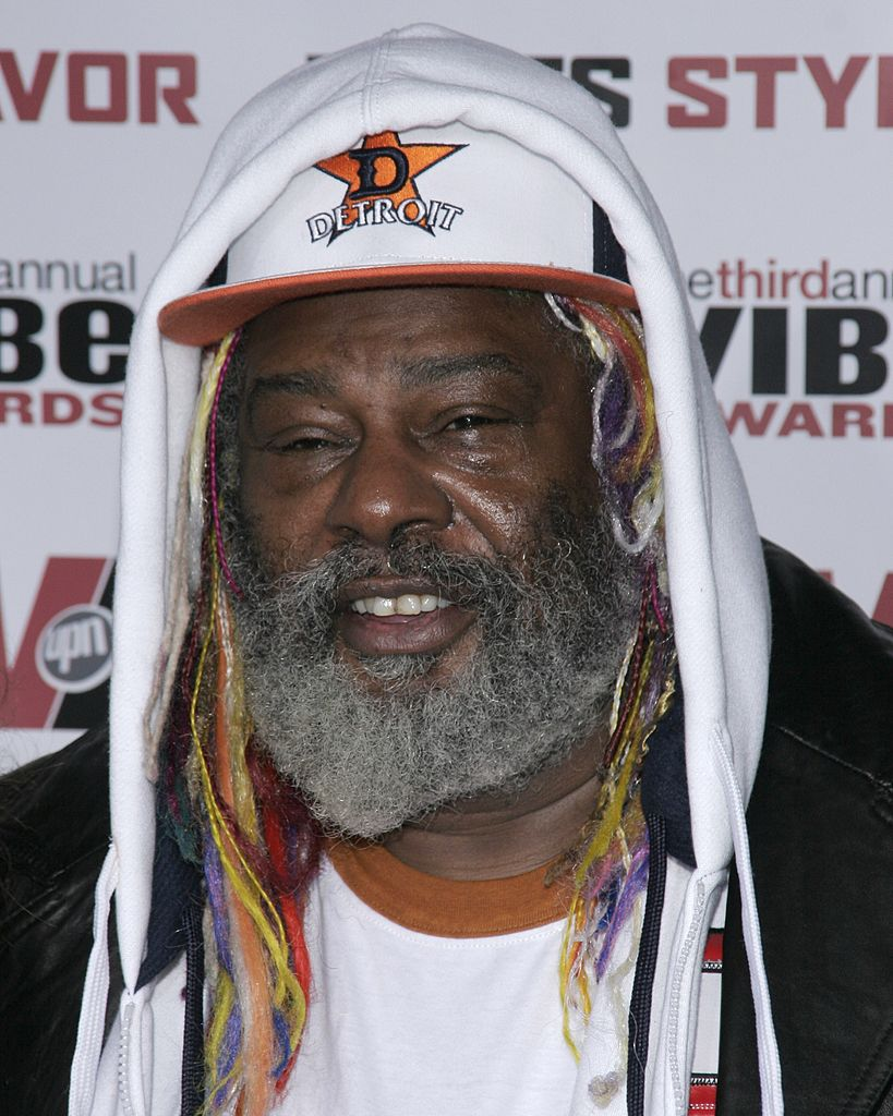 George Clinton at the 3rd Annual Vibe Awards at Sony Studios | Photo: Getty Images