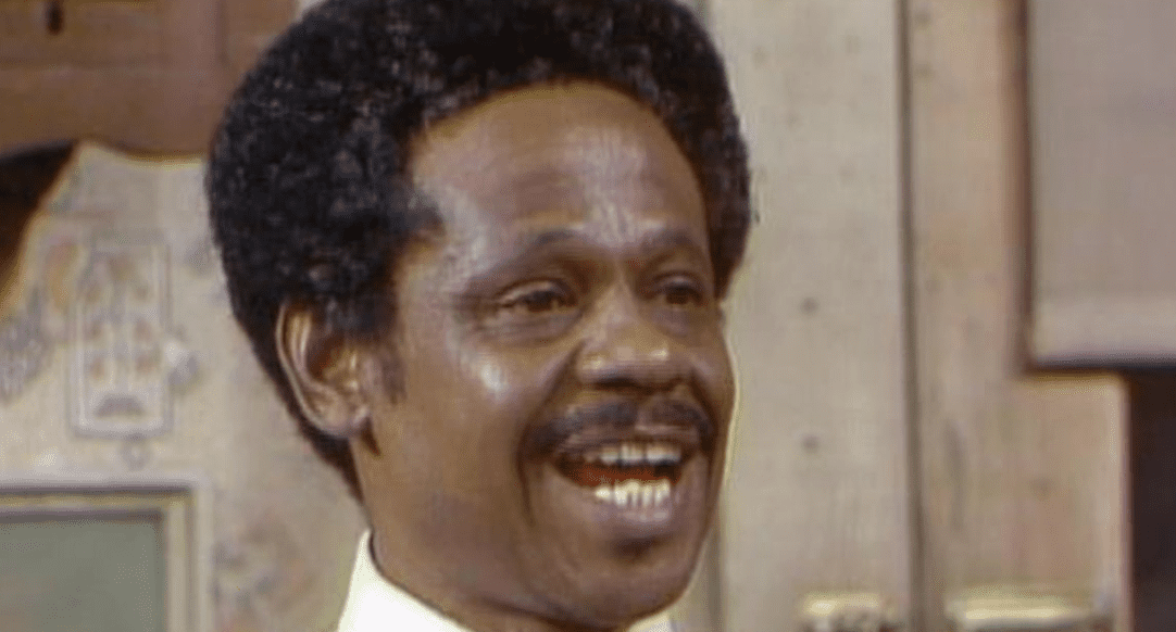 "Raymond Allen on an episode of ""Sanford and Son"" 
