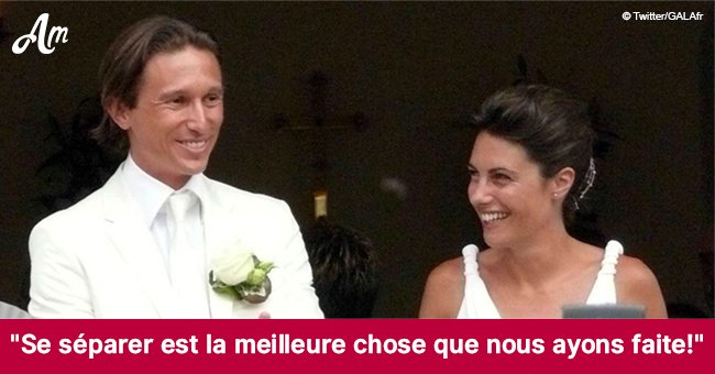 Alessandra Sublet se sépare de Clément Miserez: Qui était son premier mari, Thomas?