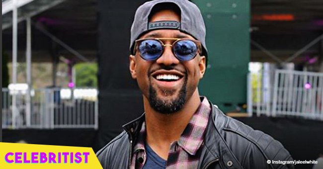Jaleel White steals hearts with photo of growing daughter on her last day of school