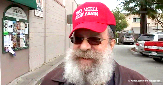 Elderly Jewish Man Deemed 'Racist' and 'Called More Names' at Starbucks for Wearing a MAGA Hat