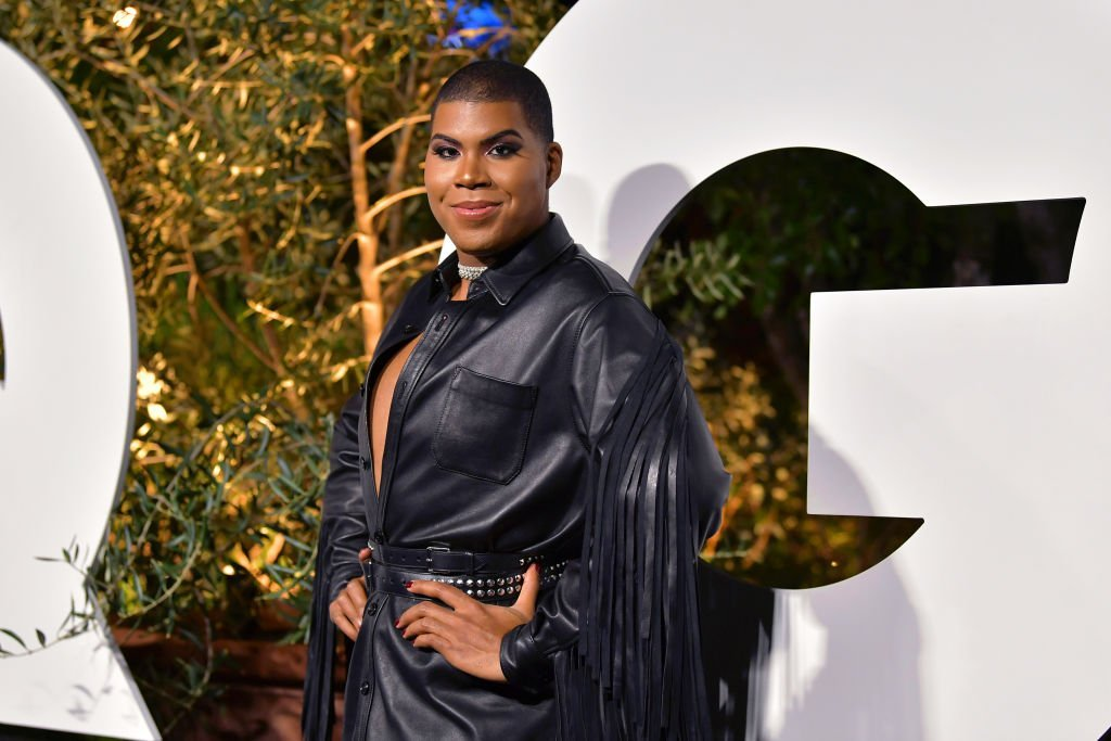 EJ Johnson attends the 2019 GQ Men of the Year at The West Hollywood Edition on December 05, 2019. | Photo: Getty Images