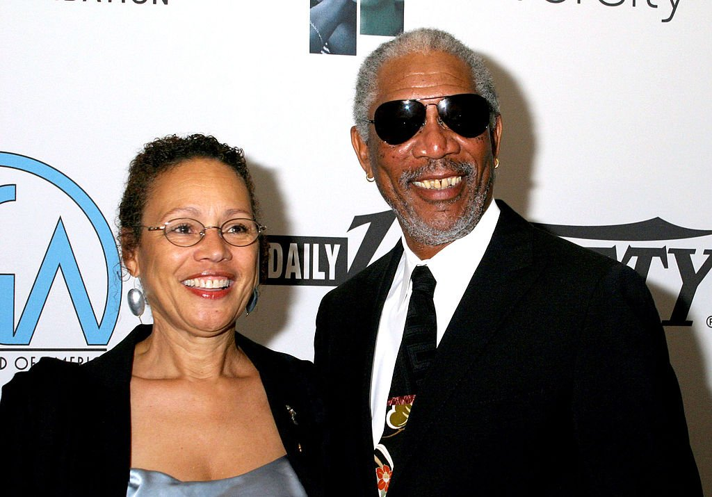 Myrna Colley-Lee and husband Morgan Freeman during The Producer's Guild Of America's 3rd Annual Celebration Of Diversity at Regent Beverly Wilshire on October 7, 2004. | Photo: Getty Images