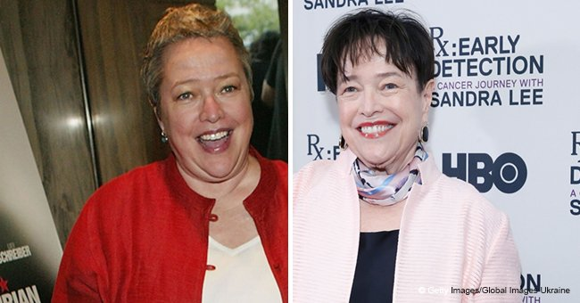 Kathy Bates Reveals She Was Struggling with Serious Diseases before 60-Lb. Weight Loss