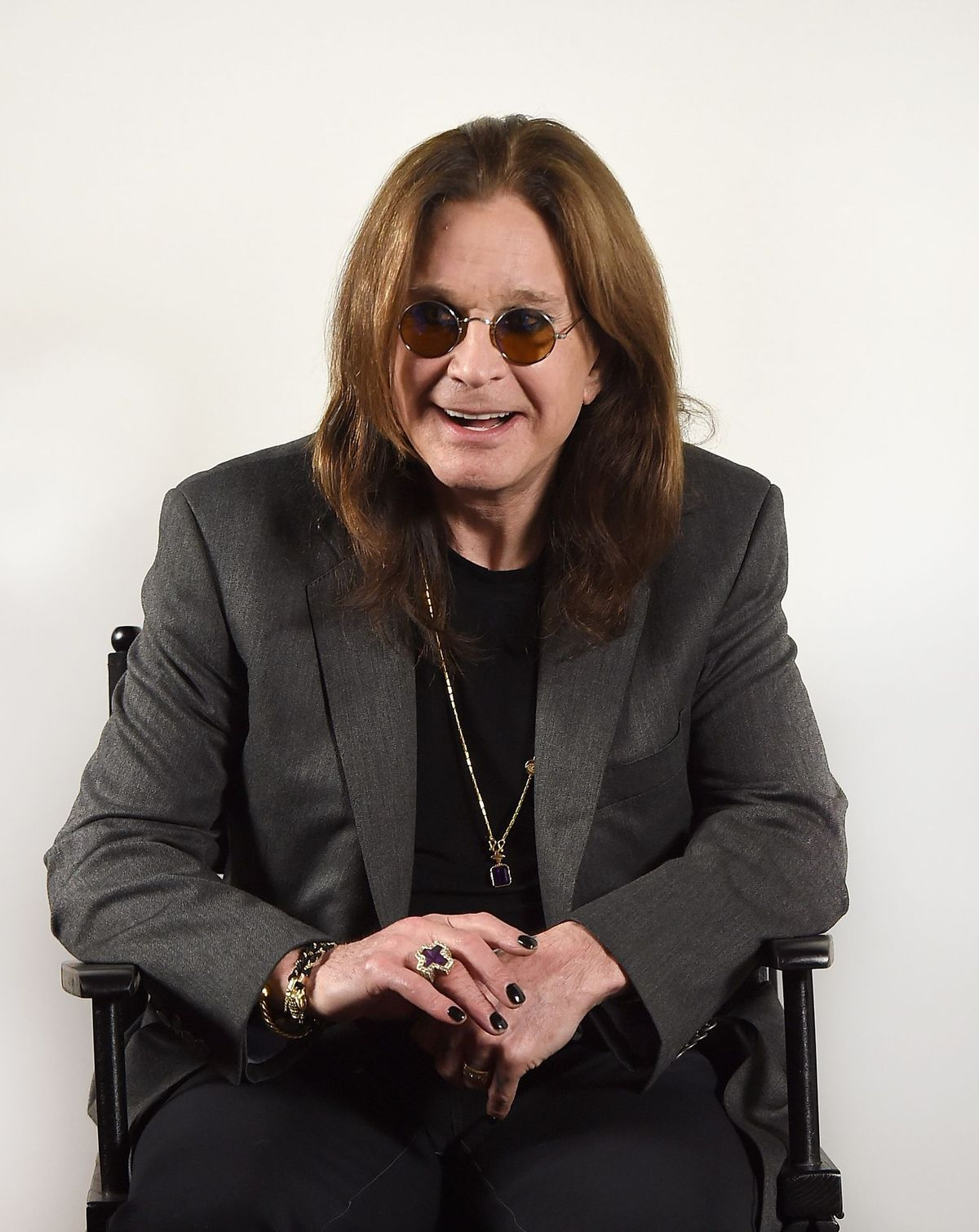 """Ozzy Osbourne Announces """"No More Tours 2"""" Final World Tour at Press Conference at his Los Angeles Home on February 6, 2018 