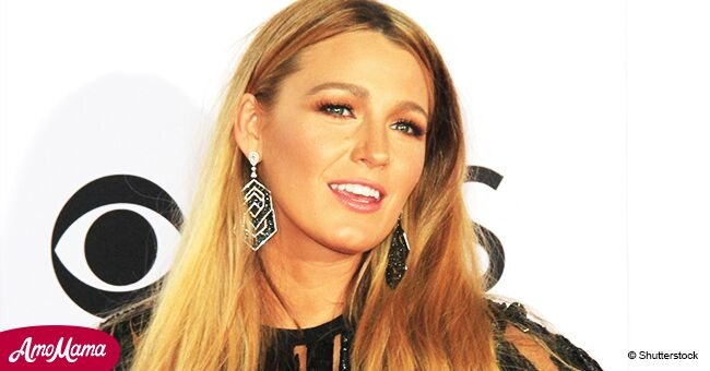 Blake Lively turns heads in a sensual black dress at a recent red carpet event