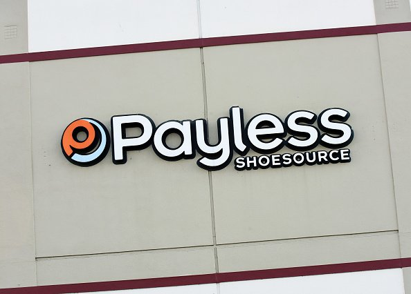 """Payless"" store in Orlando, Florida. 