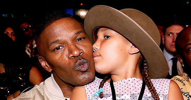 Jamie Foxx of 'Django Unchained' Shares Throwback Photo with Daughter Annalise Bishop before Her Birthday