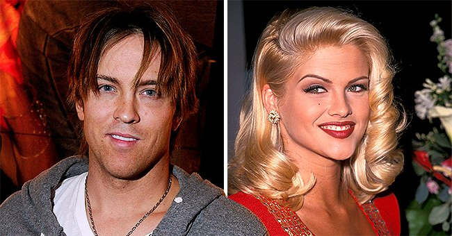 Anna Nicole Smith's Ex Larry Birkhead Shares Photo of Her Purse Given to Him by Police after Her Death