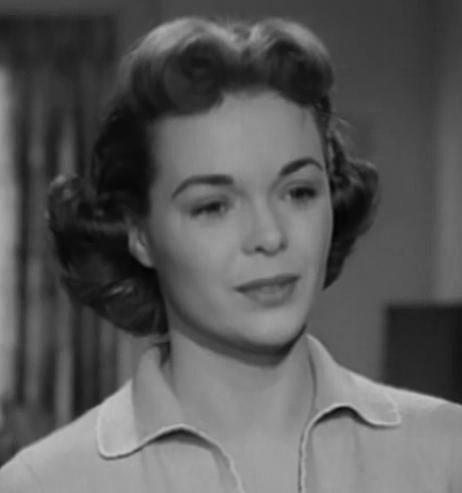 "Nancy Gates in ""Suddenly"" in 1953 | Source: Wikimedia Commons"