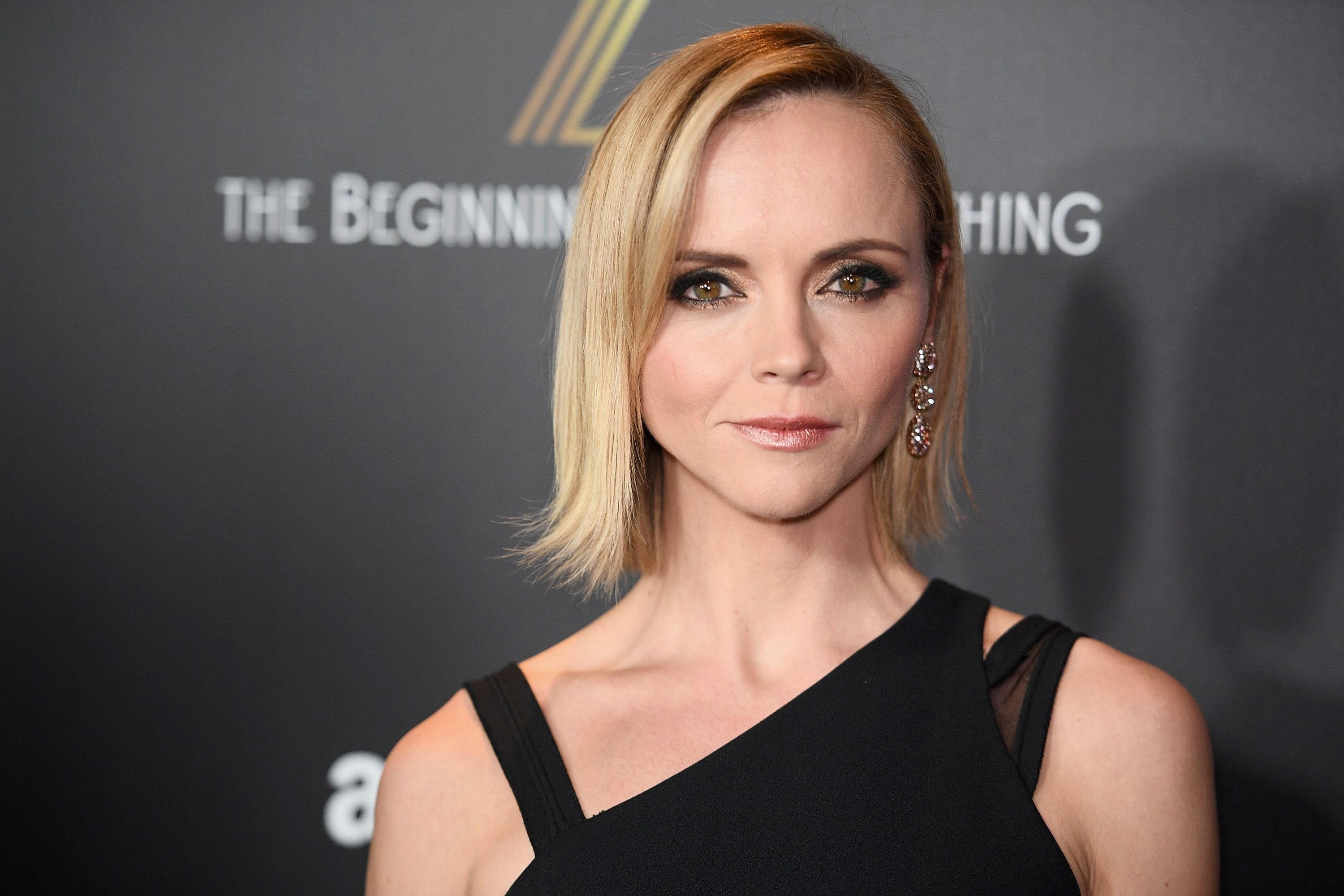 """Christina Ricci at the premiere event for Amazon Prime Video's """"Z: The Beginning of Everything"""" in New York City 