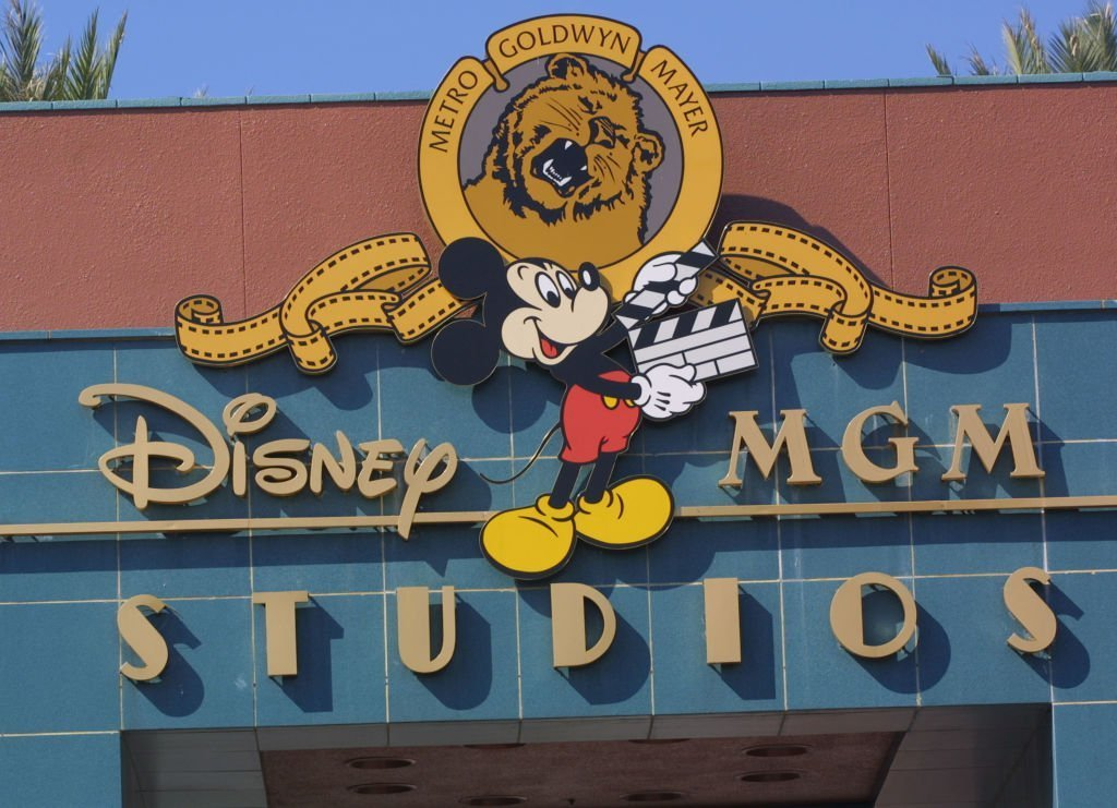 The Disney-MGM Studios logo sits on a building November 11, 2001 in Orlando, Florida.  | Getty Images