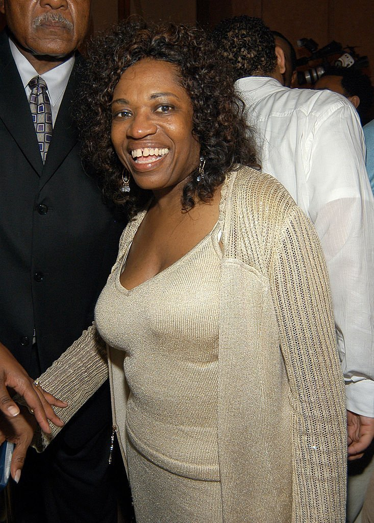 Kanye West's mother, Donda West, attends her son's Birthday Party at Bulgari June 8, 2005 | Photo: GettyImages