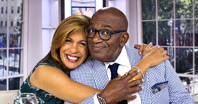 Hoda Kotb Runs for Al Roker as She Gives an Update on His Condition Amid Cancer Surgery