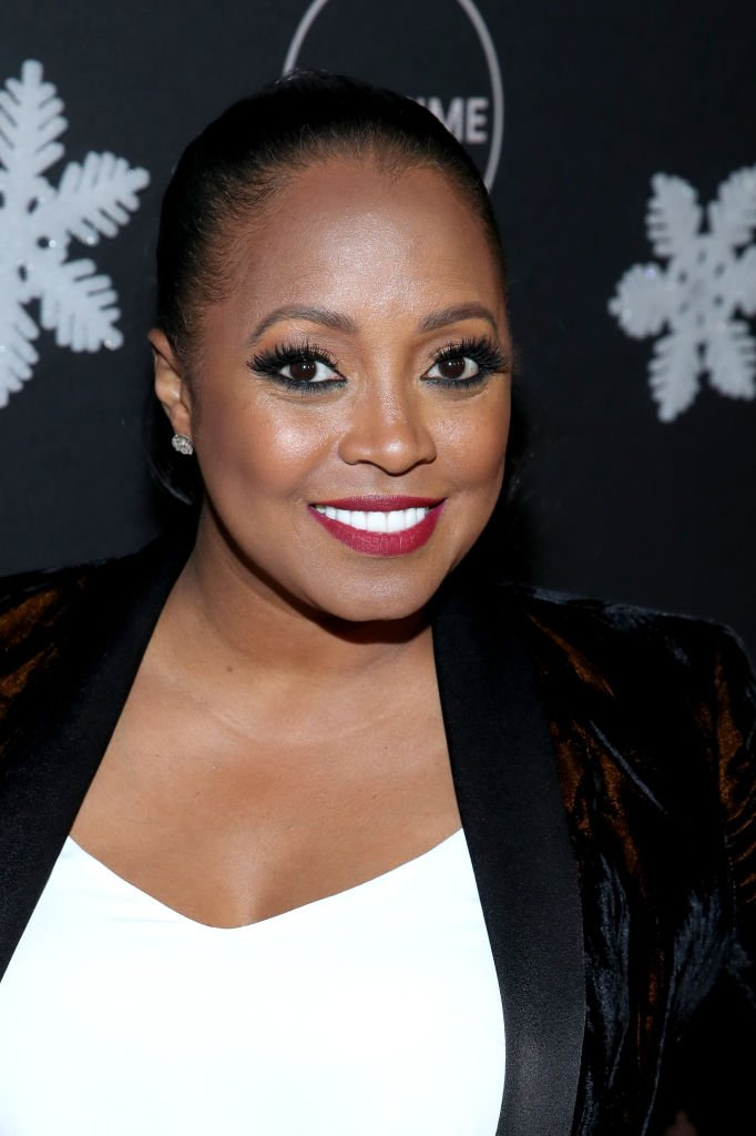"Keshia Knight Pulliam attends ""It's a Wonderful Lifetime"" first holiday party of the year at STK Los Angeles 