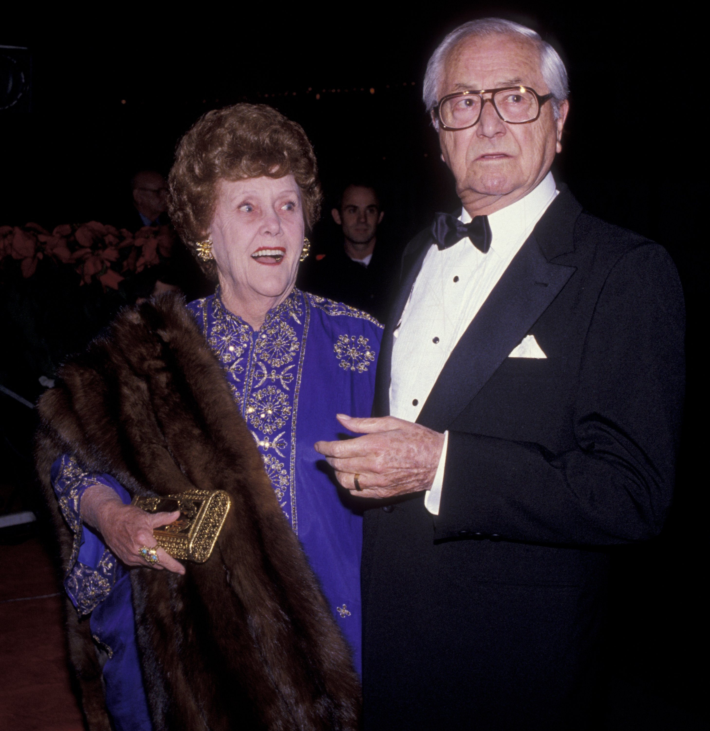 Robert Young and wife Elizabeth Young at the 36th Annual Primetime Emmy Awards on September 23, 1984. | Source: Getty Images.