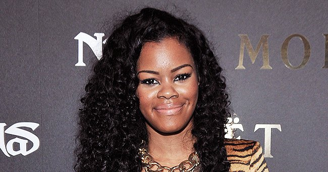 Teyana Taylor's Baby Daughter Melts Fans' Hearts Showing Little Teeth While Bathing in Cute New Photo