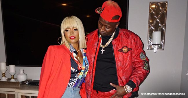 Kirk Frost gets slammed for dressing 'inappropriately for his age' in photo with wife Rasheeda