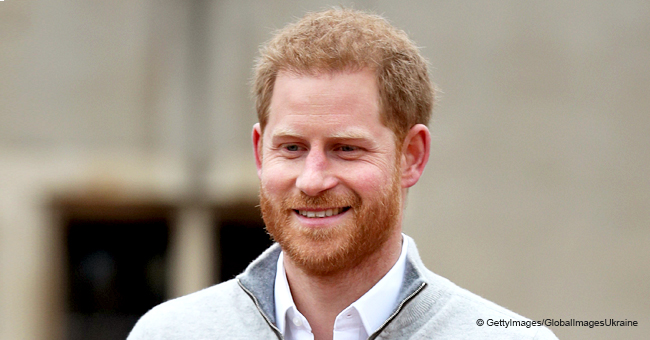 Prince Harry's 'Whole-Body Happiness' as He Announces His Son's Birth, According to a Body Language Expert