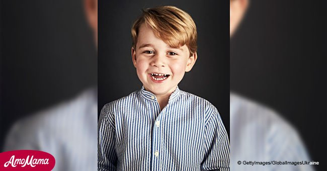 Impish Prince George loves to give nicknames to family members - so he also made one for himself
