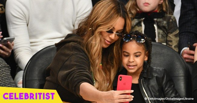 Blue Ivy's dance stole the show at Solange's son's birthday party