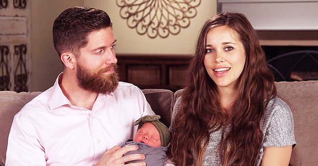 Jessa Duggar from 'Counting On' Shares Adorable Photos with 8-Month-Old Daughter Ivy Jane in Matching Floral Dresses