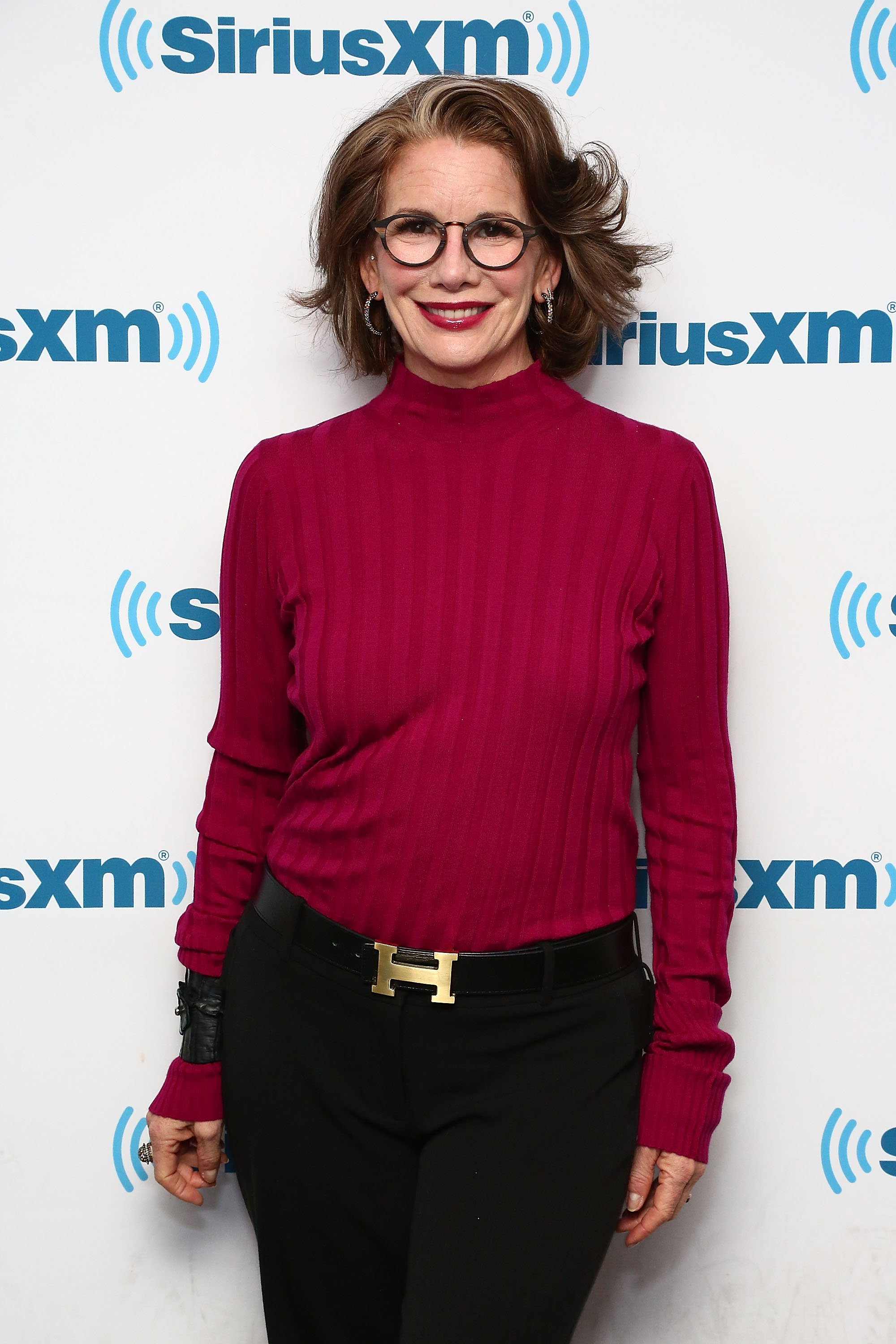 Melissa Gilbert at the SiriusXM Studios on November 17, 2017 in New York City. | Source: Getty Images