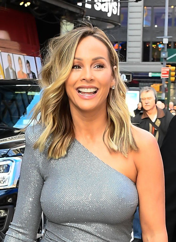The 'Bachelorette' Clare Crawley is seen outside good morning america on March 2, 2020 | Photo: Getty Images