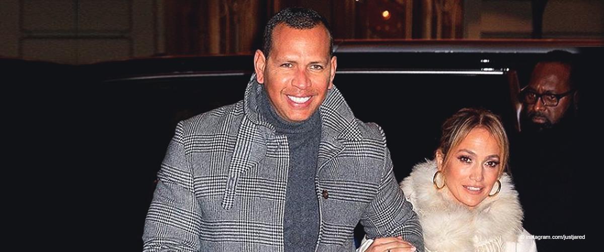Jennifer Lopez zeigt sich in Fellschal, aber alle Augen sind auf ihrer 100.000 $ Krokodiltasche