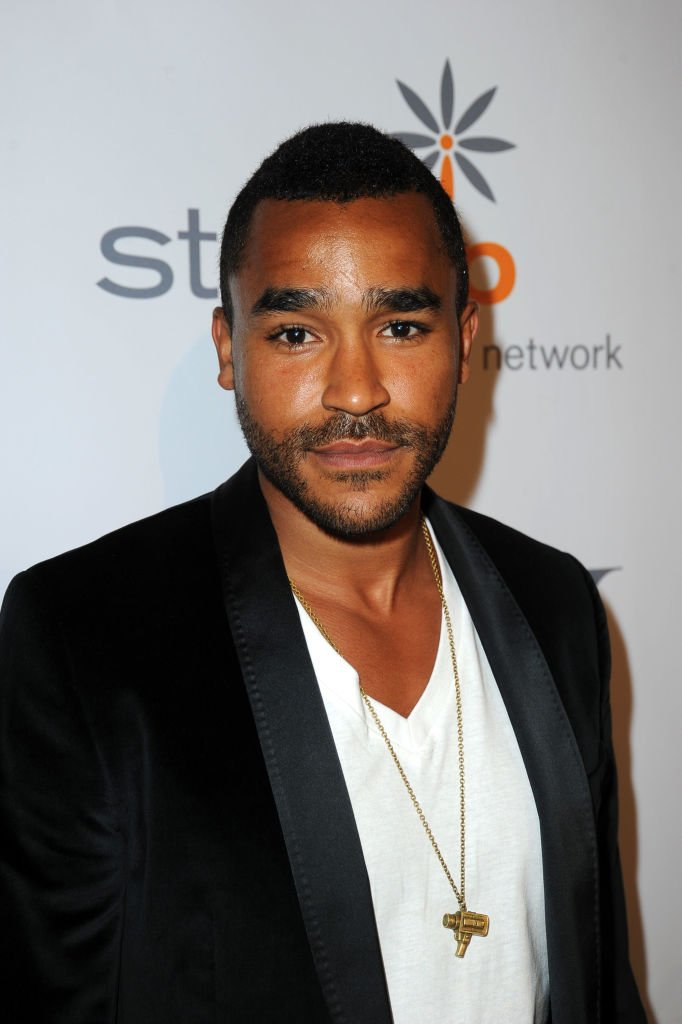 Jamil Walker Smith at the Step Up Women's Network's 8th Annual Inspiration Awards on June 10, 2011  | Photo: GettyImages