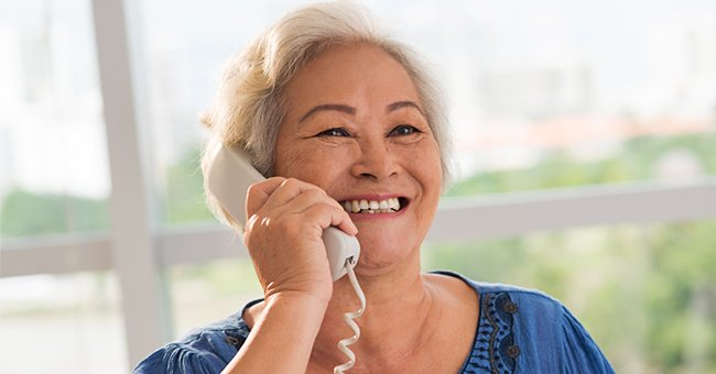 Daily Joke: Woman Dialled the Wrong Phone Number