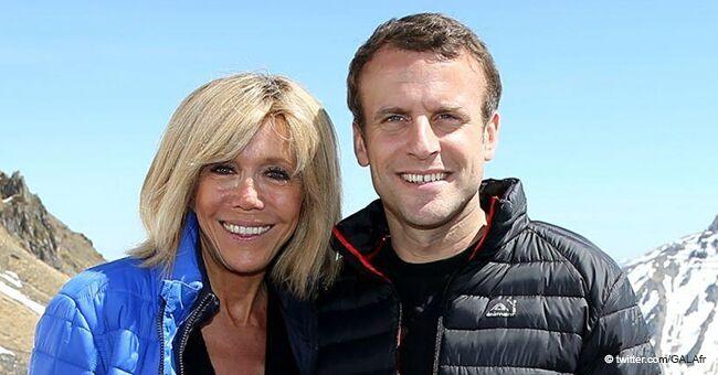 Voici pourquoi Emmanuel Macron n'a pas d'enfants biologiques avec sa femme Brigitte