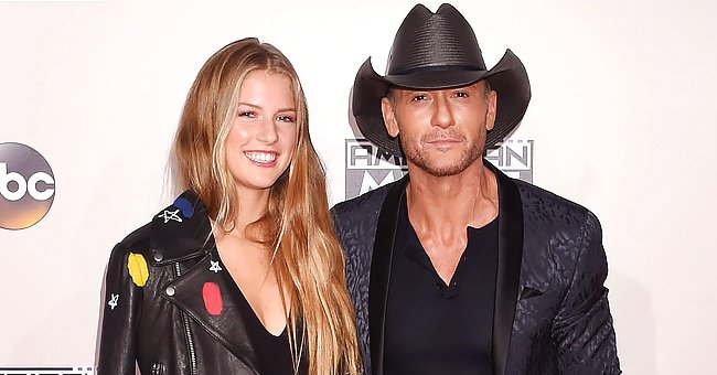 Tim McGraw and Faith Hill's Daughter Maggie Says Charity Is Something She Grew up With