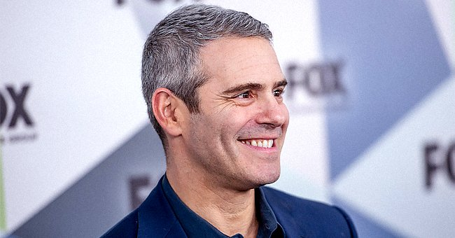 Andy Cohen attends the 2018 Fox Network Upfront at Wollman Rink, May 2018   Source: Getty Images