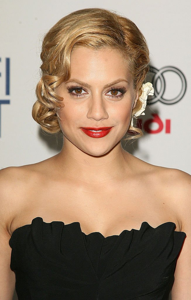 """Brittany Murphy during """"The Dead Girl"""" Los Angeles Premiere   Photo: Getty Images"""