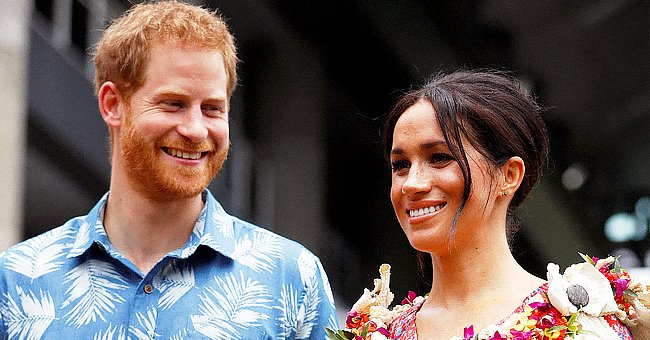 Meghan Markle's Sweet Nickname for Prince Harry Is Revealed on James Corden's Show