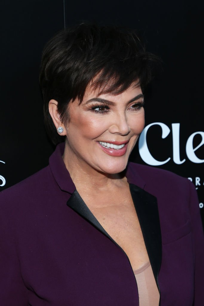 Kris Jenner attends The Glam App Celebration Event at Cleo in Hollywood, California | Photo: Getty Images