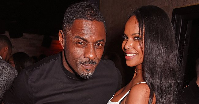 Sabrina & Idirs Elba Celebrate 1st Anniversary & Share Private Footage from Their Wedding
