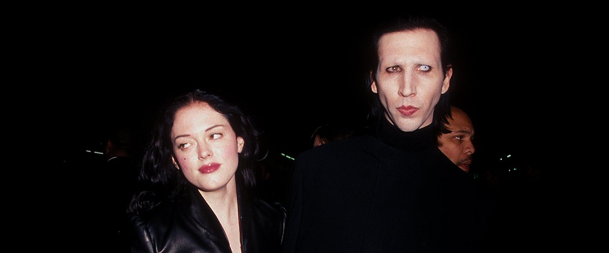 Rose McGowan and Marilyn Manson Called off Their Engagement Almost 20 Years Ago — a Look Back