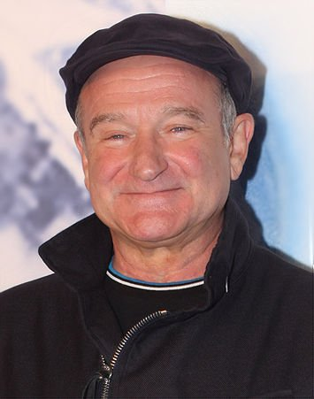 """Robin Williams at the """"Happy Feet Two"""" Australian Premiere at Entertainment Quarter, Sydney, Australia on December 4, 2011. 