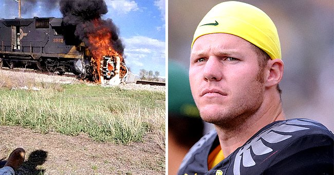 Former NFL Player Brandon Bair Heroically Rescued a Man from a Burning Truck before It Exploded