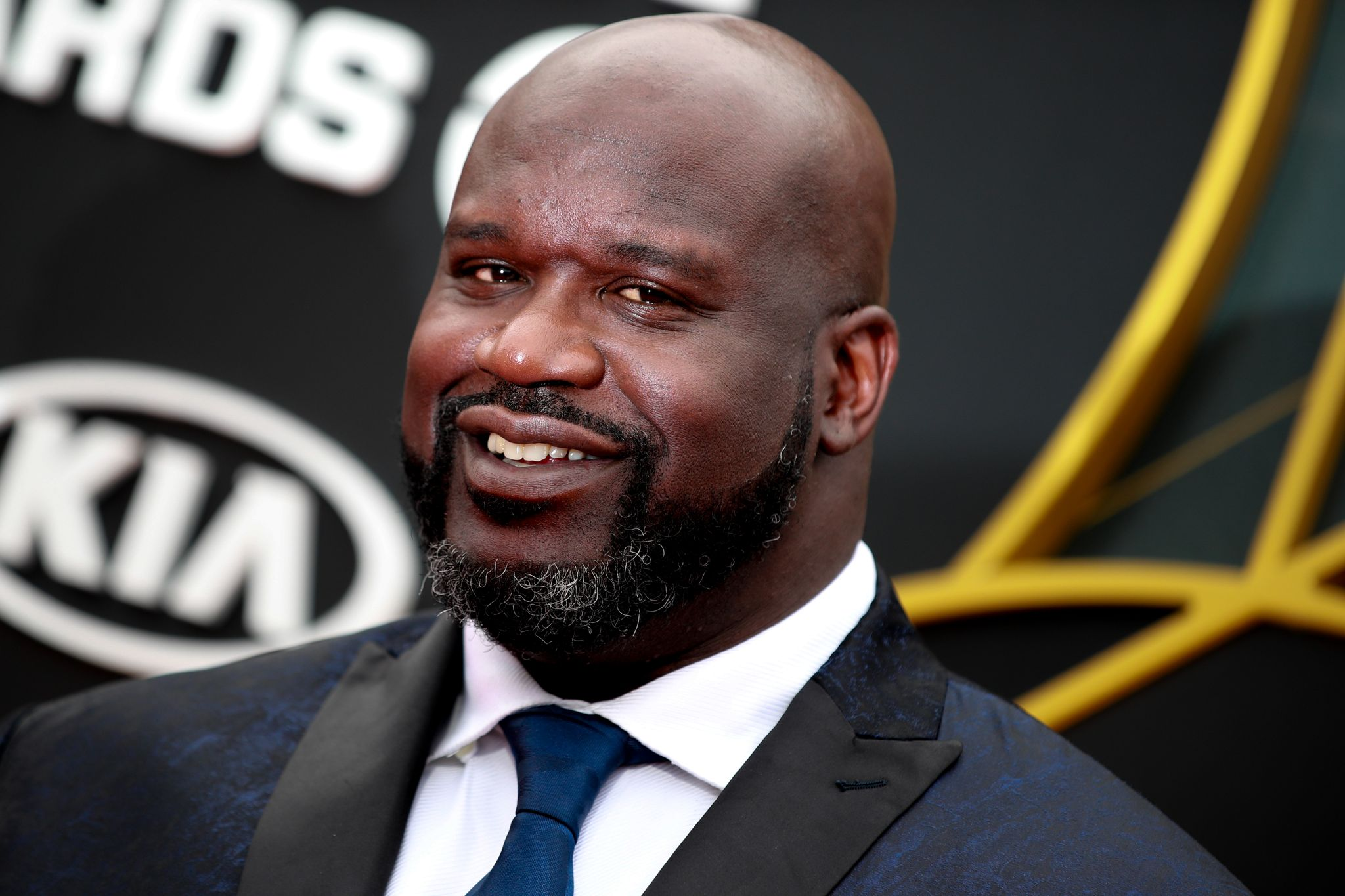 Shaquille O'Neal attends the 2019 NBA Awards at Barker Hangar on June 24, 2019 in Santa Monica, California | Photo: Getty Images