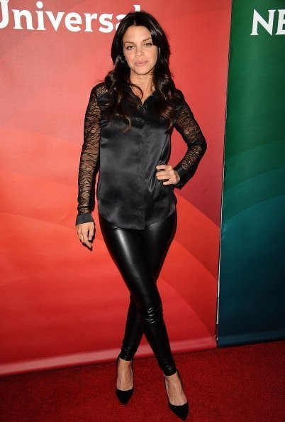 Vanessa Ferlito at The Langham Huntington Hotel and Spa on January 7, 2013 | Photo: Getty Images