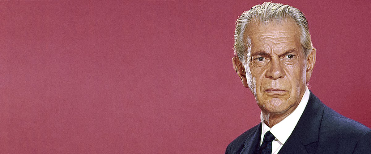 'Dr. Kildare' Raymond Massey Was a Proud Father of 3 Kids None of Whom Is Alive Today