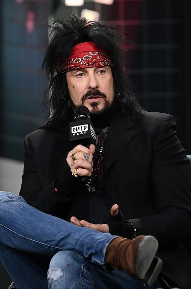 Nikki Sixx at Build Studio on March 5, 2019 | Photo: Getty Images