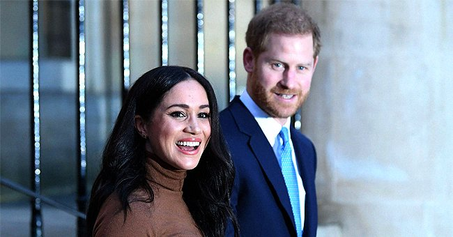 People: Meghan Markle & Prince Harry May Be Spending Most of Their Time in North America after Their Royal Exit