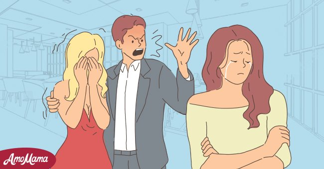 Did I offend my dad by calling his new girlfriend his mistress?   Photo: Amomama
