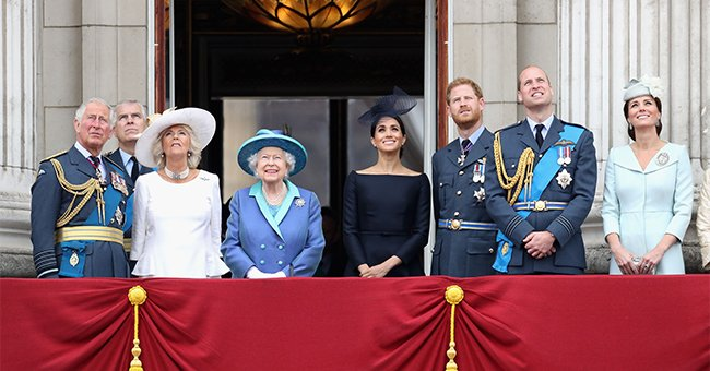Harry & Meghan's Daughter May Get Her Moniker from the Royal Family's Small Pool of Favored Names